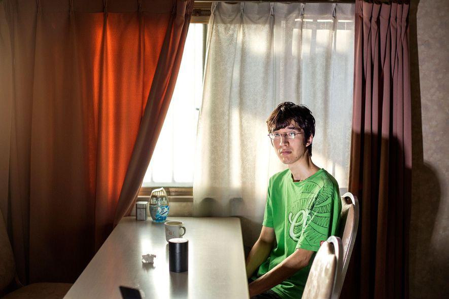 Riki Cook, de 30 años, tiene un padre americano y una madre japonesa. La residencia principal ...