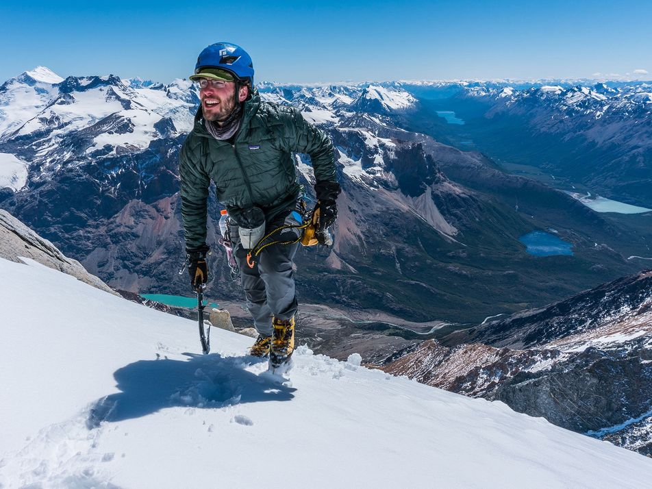 Este escalador ha logrado el mayor solo integral del año (y no es Alex Honnold)