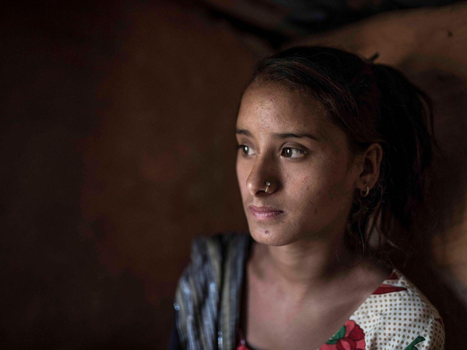 Maria Contreras Nepal
