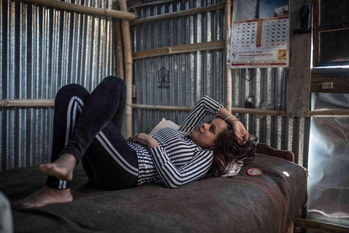 Maria Contreras Coll Nepal