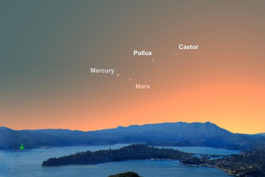 El 23 de junio será el día que más fácilmente se podrá ver Mercurio en todo ...