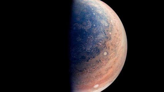 La NASA revela nuevas imágenes de Júpiter totalmente surrealistas