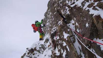 Conoce a los escaladores que acudieron al rescate en la «montaña asesina»