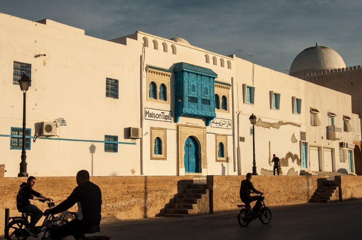 Kairuán, Túnez