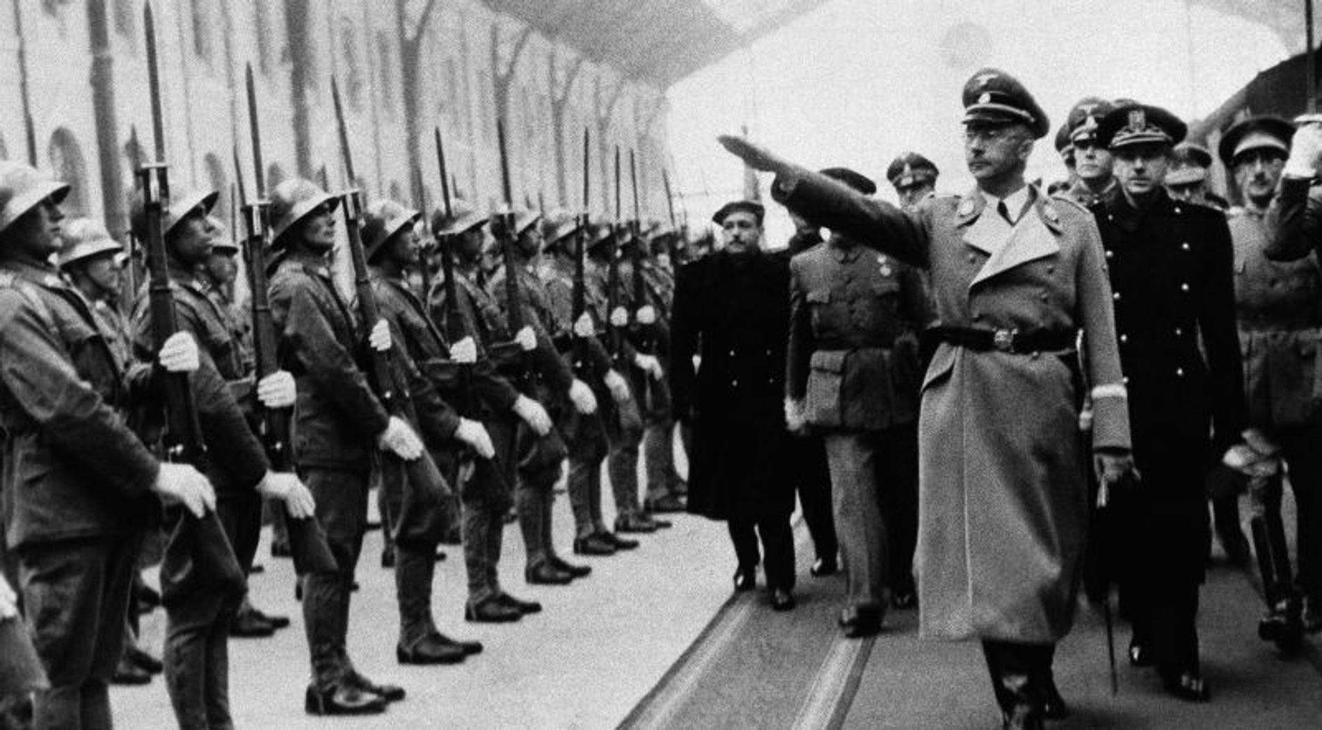Himmler en Madrid