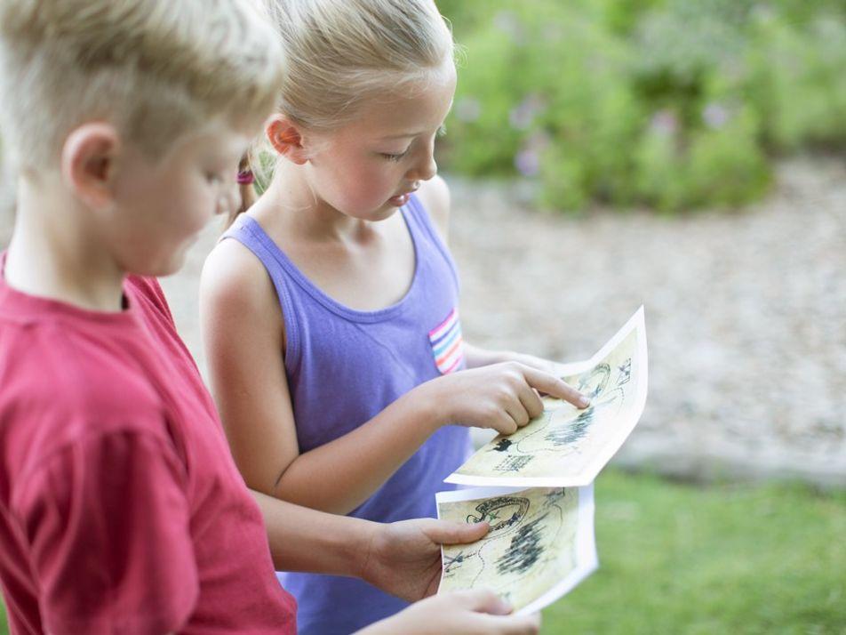 Los niños no pueden explorar el mundo, pero sí cartografiarlo