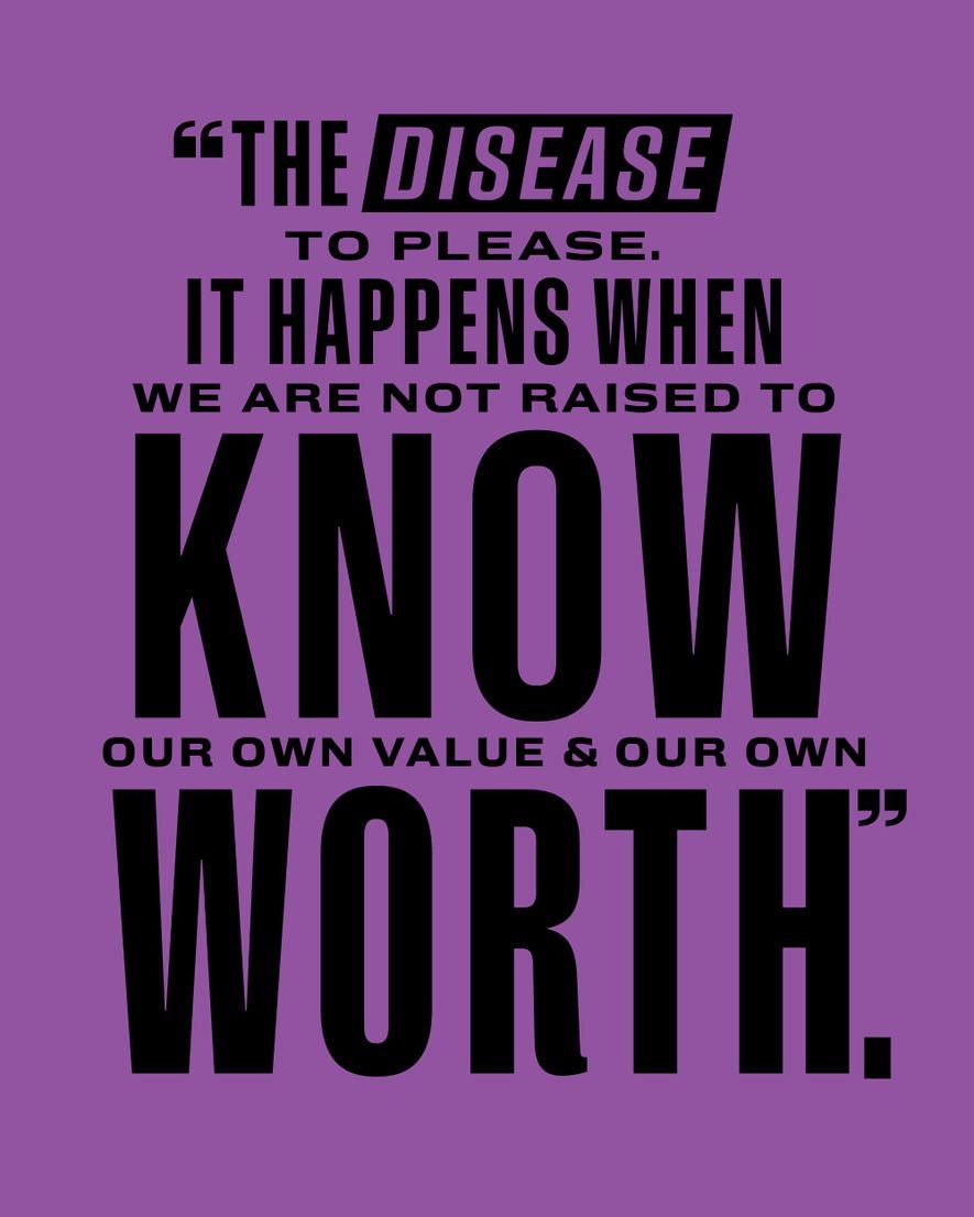 Mensaje de Oprah Winfrey.