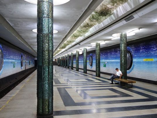 El metro de Taskent