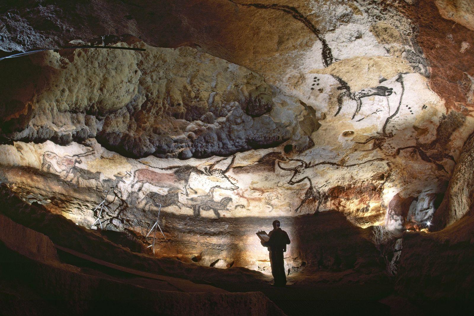 Cueva Lascaux