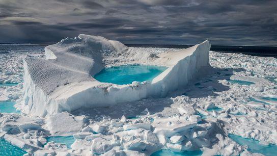 Isla Baffin, Canadá