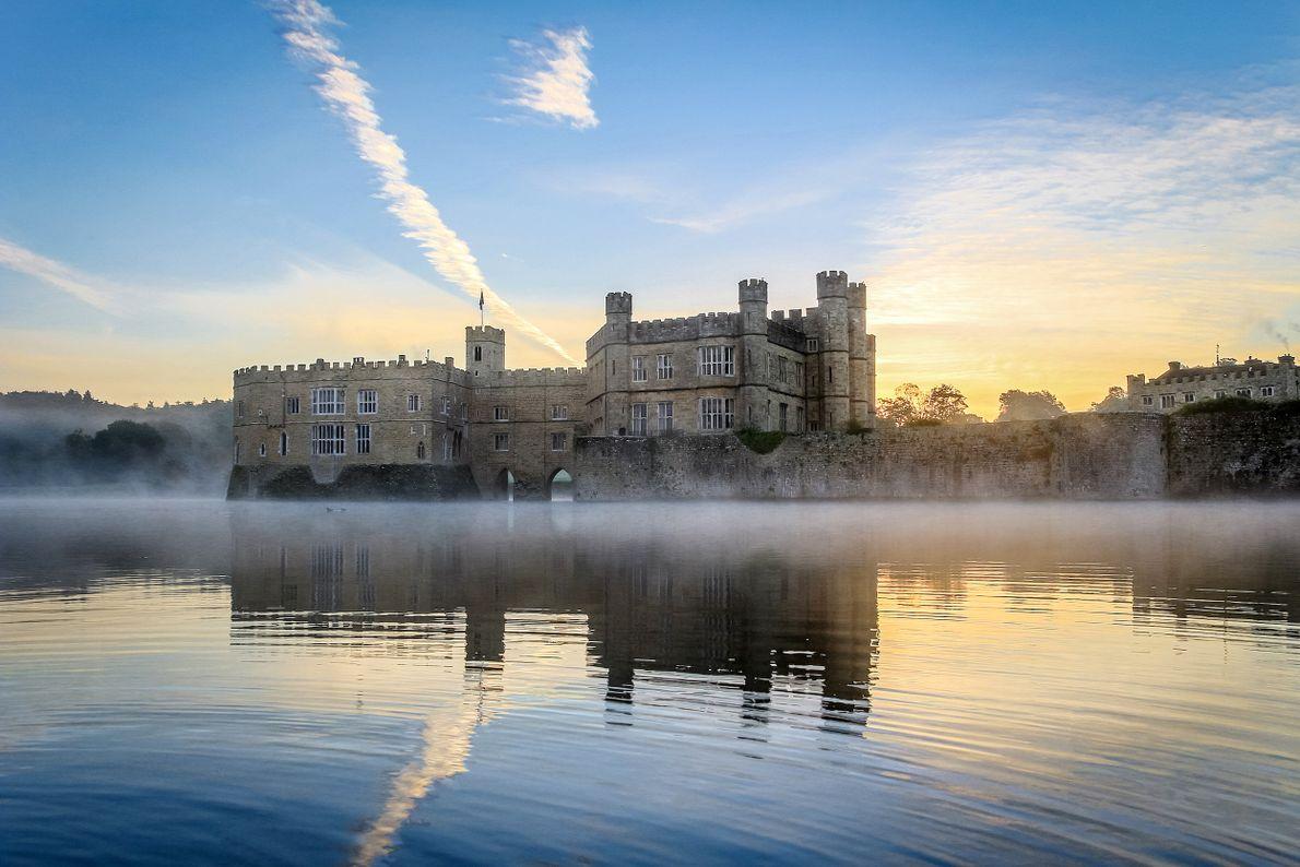 El castillo de Leeds