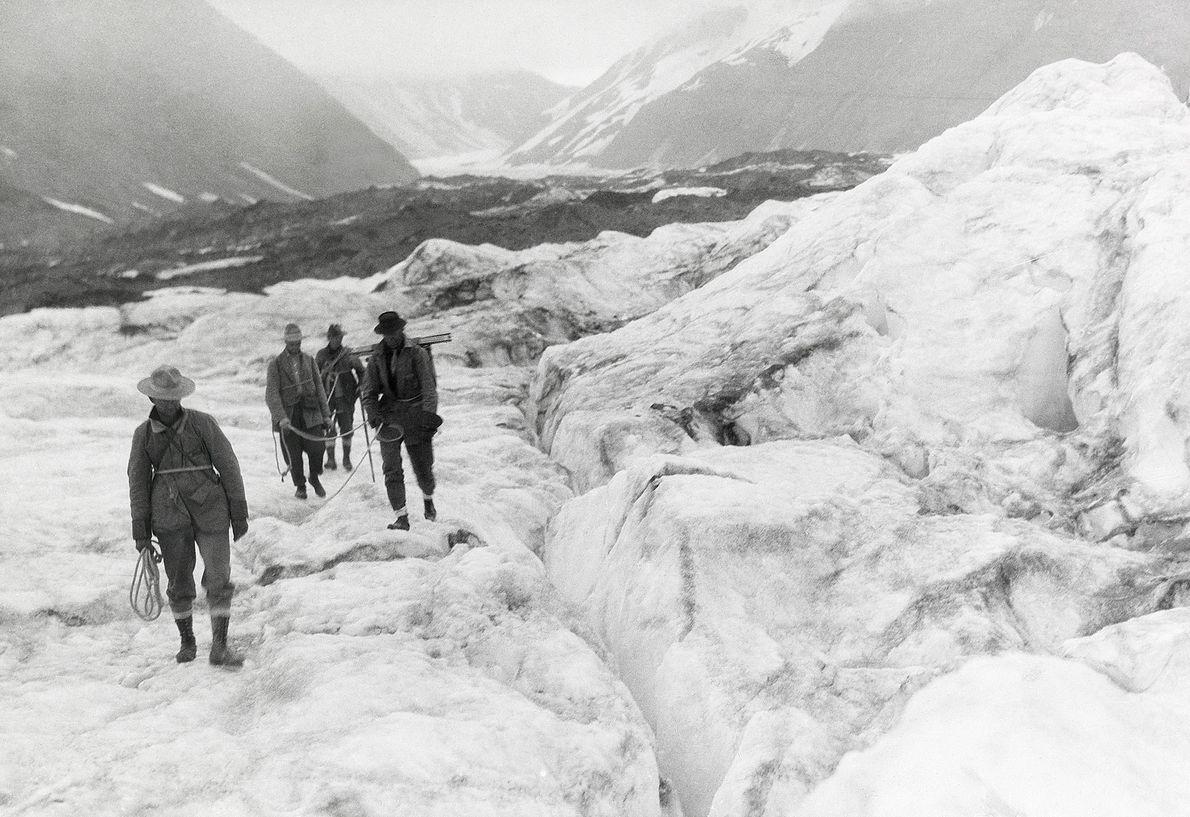 San Elías en Alaska