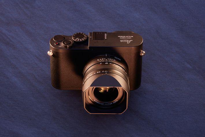 Cámaras Q2, Q2 Monochromy Q-P de Leica