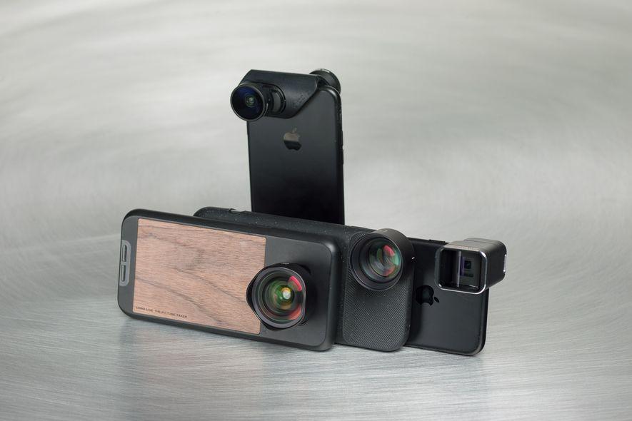 Las mejores lentes para tu smartphone.