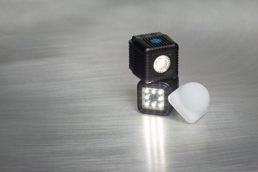 Luces LED para la cámara de smartphones.