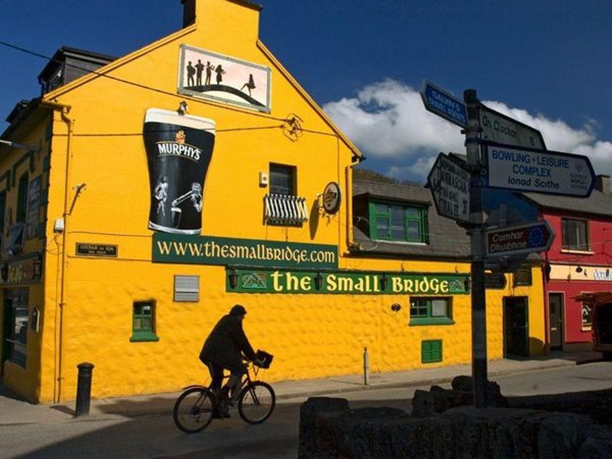 Pub de la península Dingle