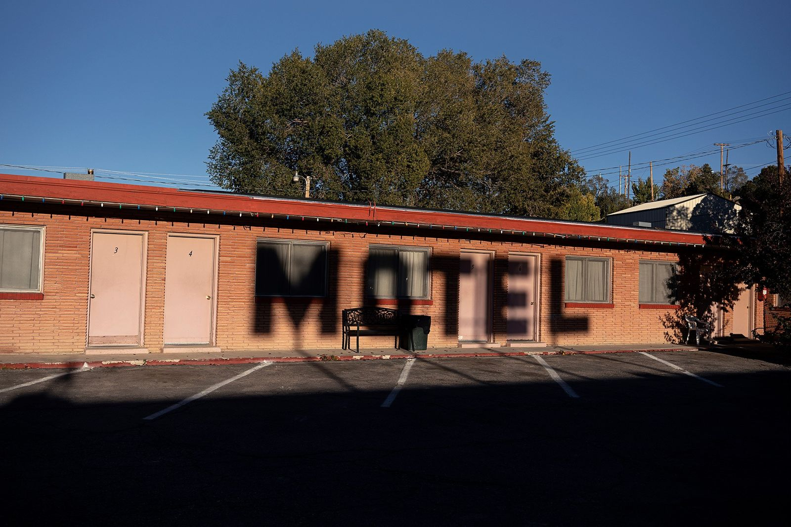 Deser-est Motor Lodge, Nevada