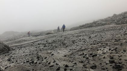 El deshielo revela una «carretera» vikinga perdida