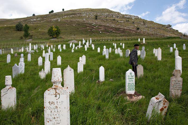 Cementerio de Lukomir
