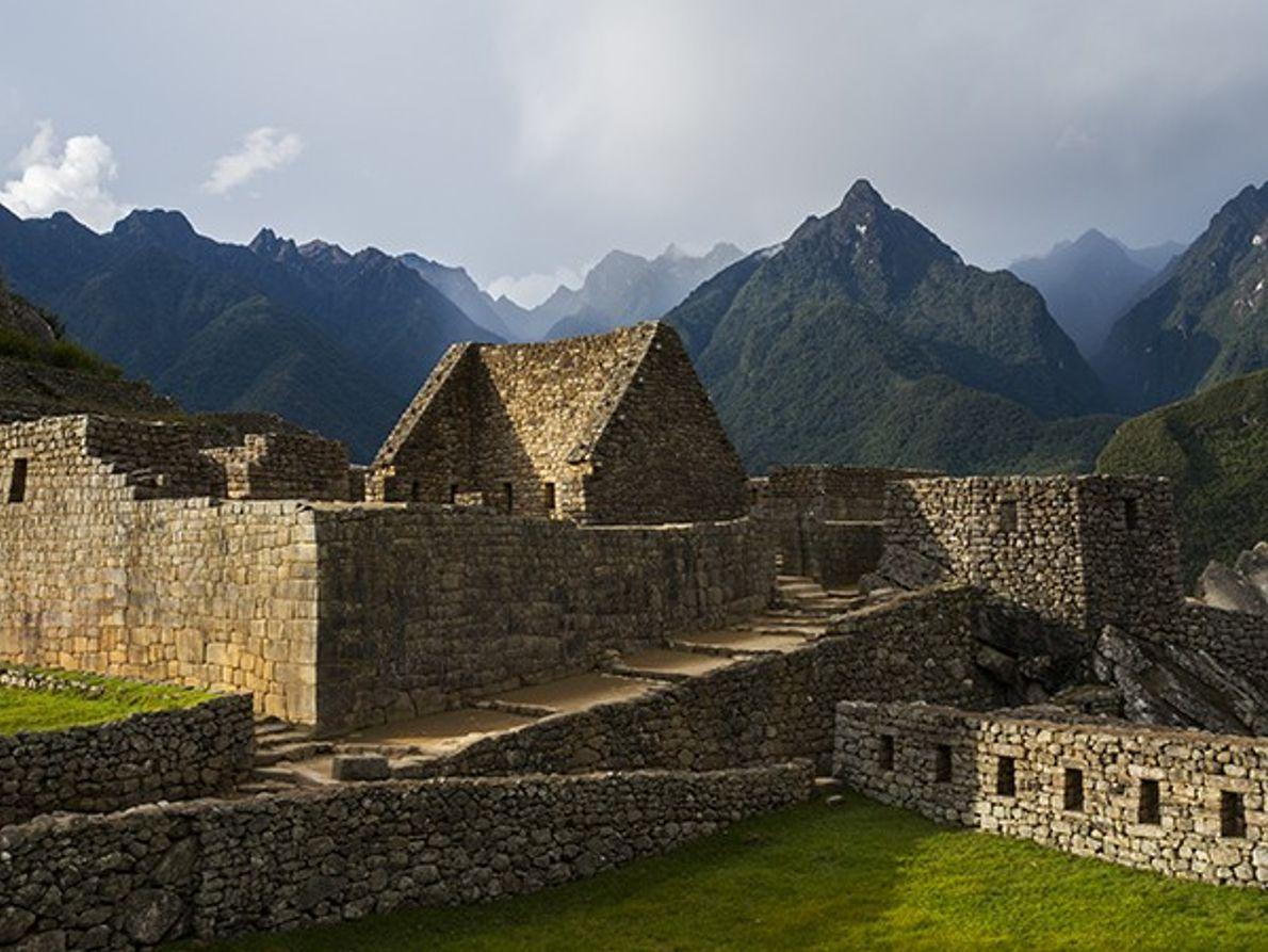 Arquitectos ancestrales