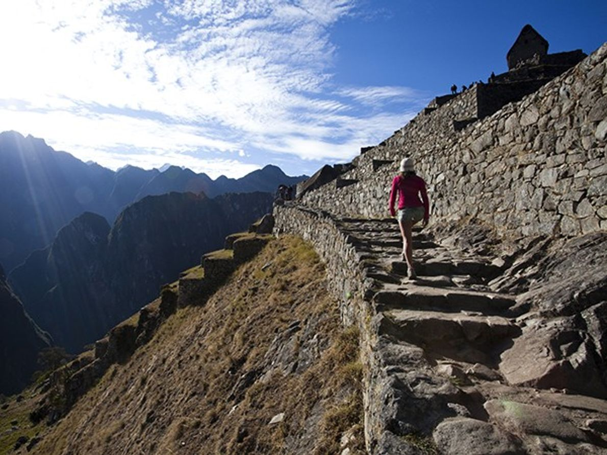 Infraestructura Inca