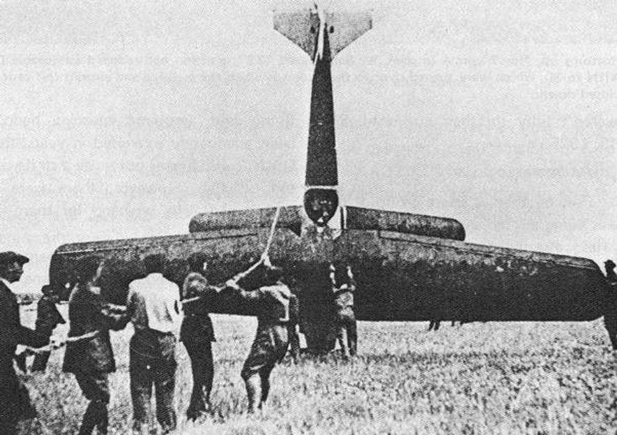 Los cazas Fokker eran buenos aparatos para el entrenamiento, ya que eran fáciles de remolcar y reparar.
