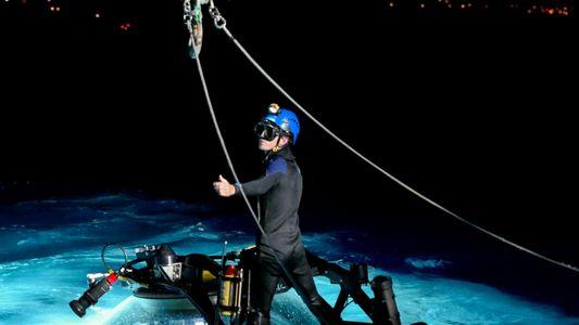 Observan numerosos tiburones de aguas profundas en un archipiélago remoto