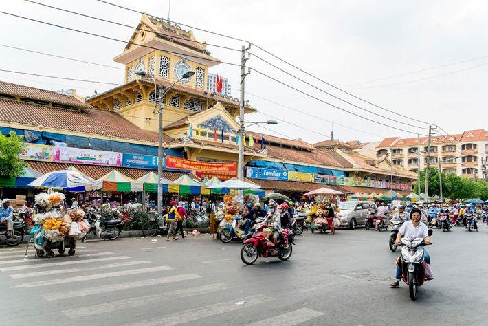 Mercado Bình Tây