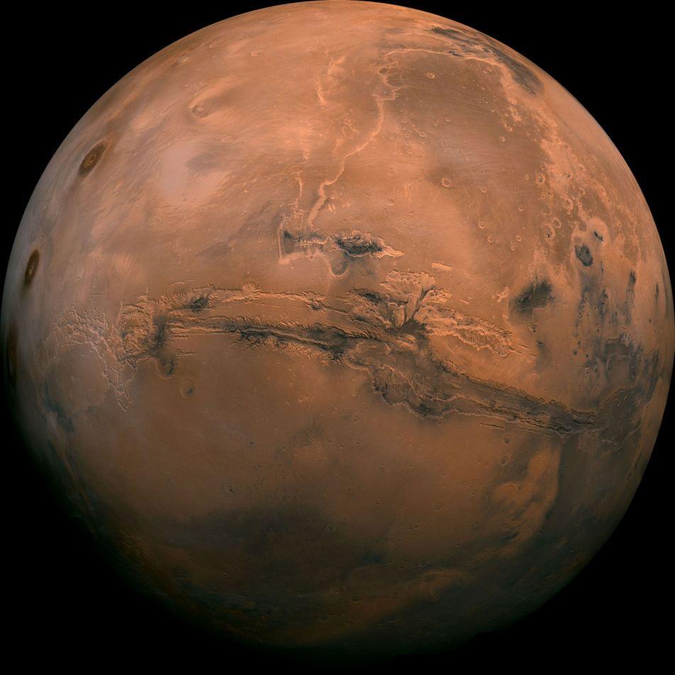 ¿A dónde fue el agua líquida de Marte? Una nueva teoría propone nuevas pistas