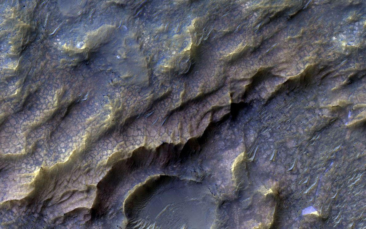 Rocas de arcilla