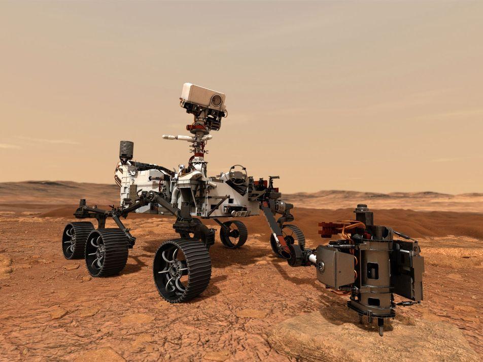 La NASA lanza el róver Perseverance para buscar vida extraterrestre en Marte