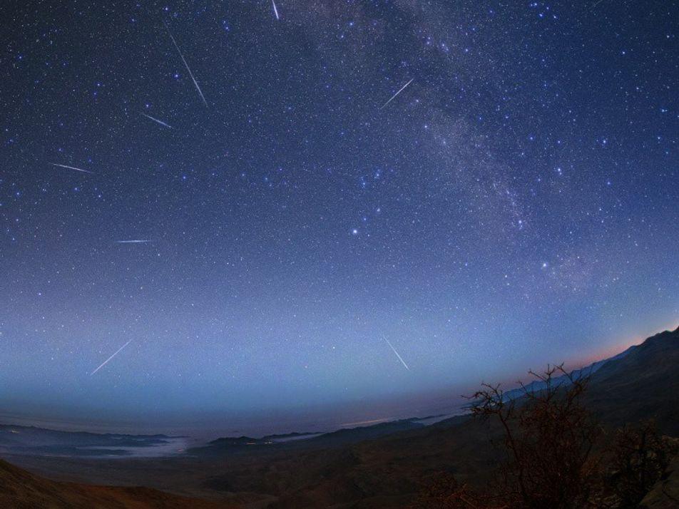 Las Eta Acuáridas y otros fenómenos astronómicos de mayo