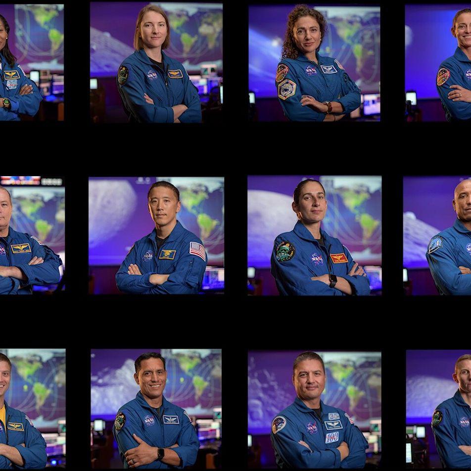 Conoce a tres astronautas seleccionados para entrenar para las misiones a la Luna