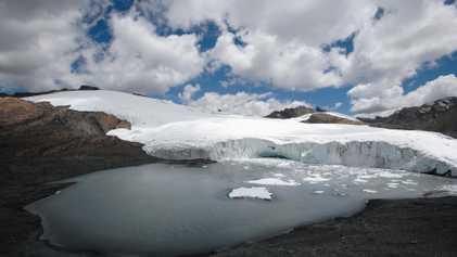 El deshielo de los glaciares supone un tercio del aumento del nivel del mar