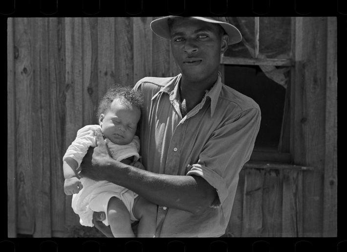 Un granjero arrendatario