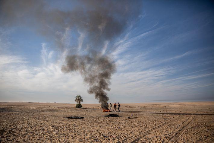 Agadez, Níger