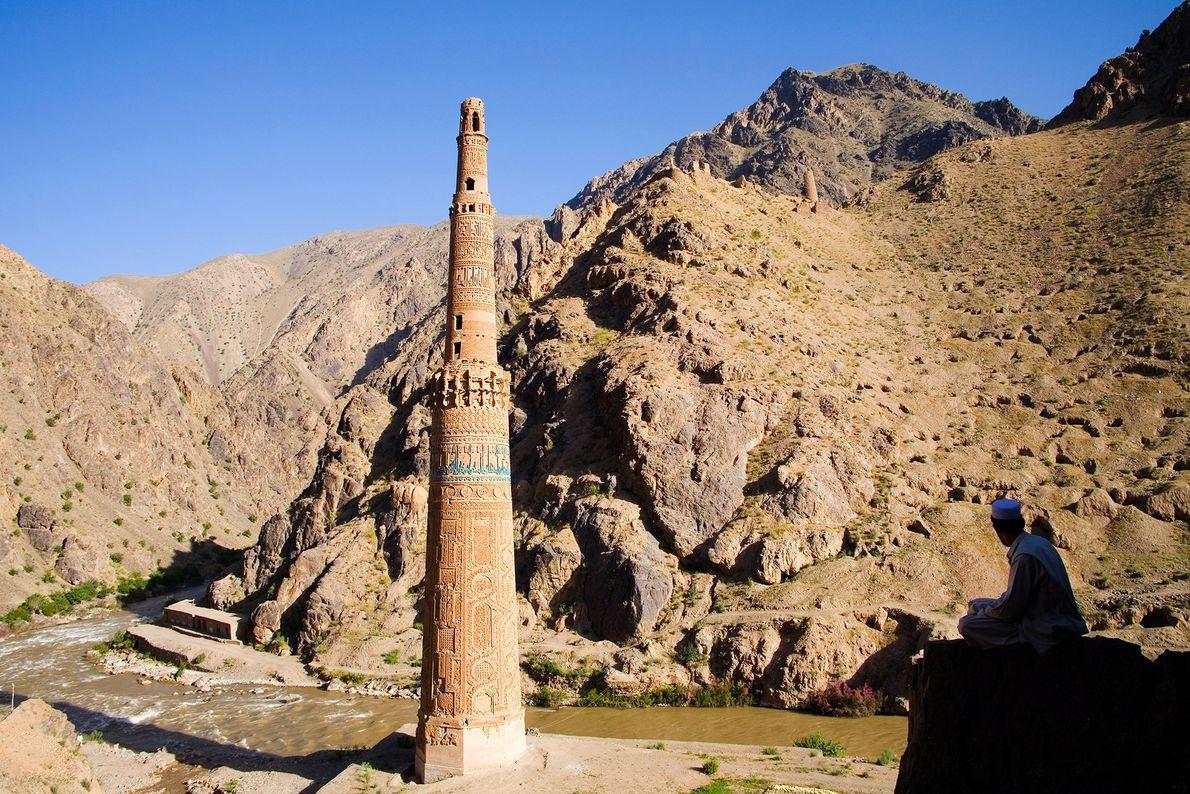 Minarete y restos arqueológicos de Jam, Afganistán