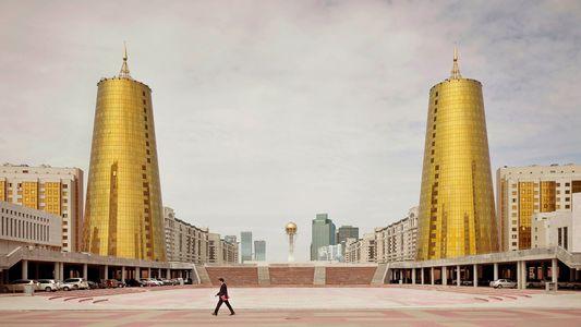 Fotografías surrealistas de arquitectura postsoviética