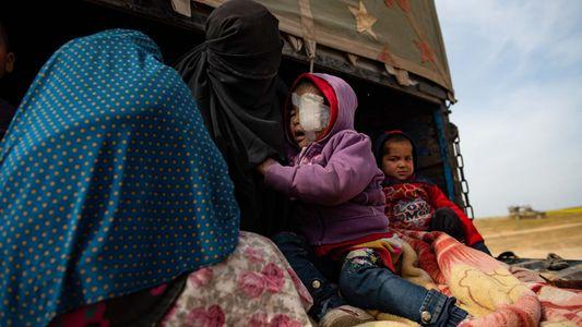 La crisis humanitaria de Siria