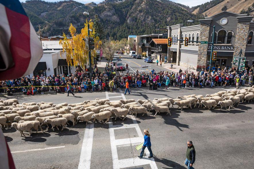 Visita un trocito del País Vasco en Idaho, Estados Unidos