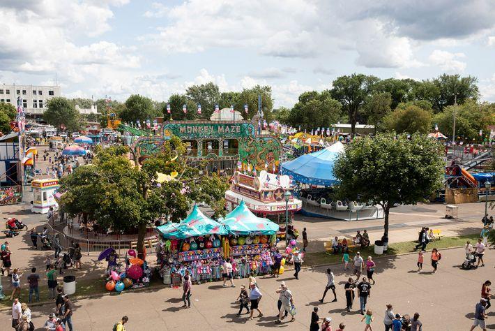 Feria Estatal de Minnesota