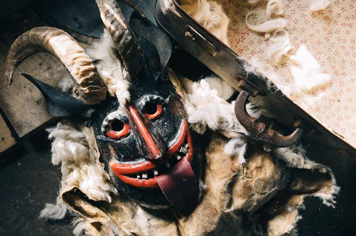 Máscara de Pust