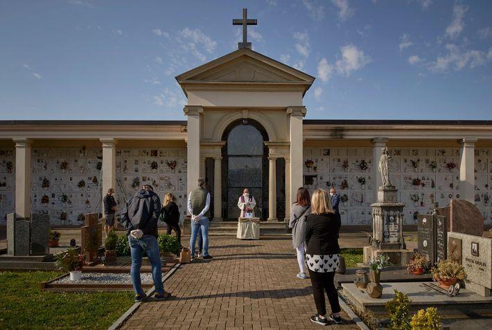 Cementerio de Albano Sant'Alessandro