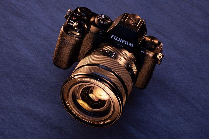 Cámara Fujifilm X-S10