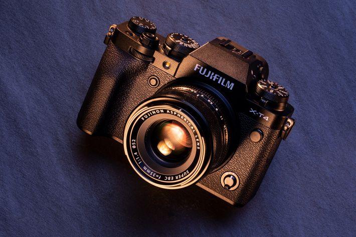 Cámara Fujifilm X-T4