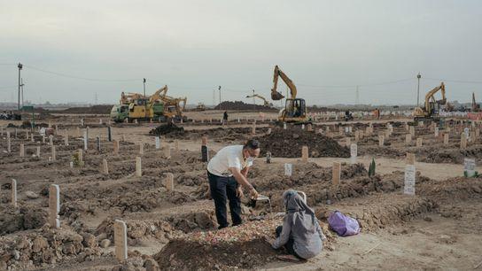 Cementerio público de Rorotan, Yakarta Septentrional