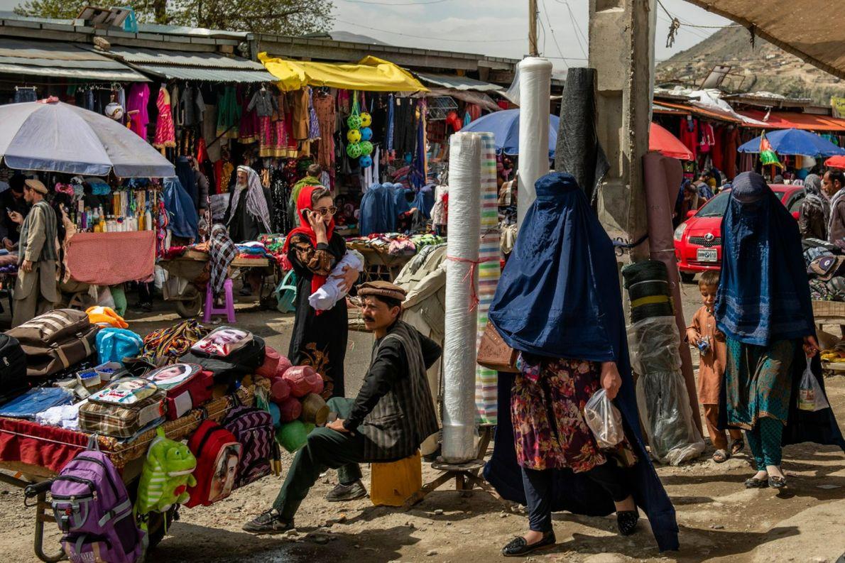 Mercado de Faizabad