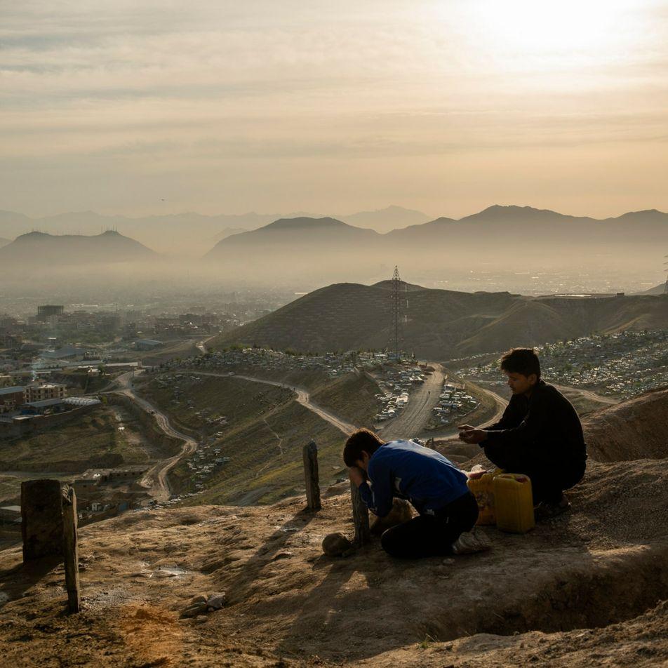 Cómo fue la toma de Kabul por los talibanes vivida en  primera persona