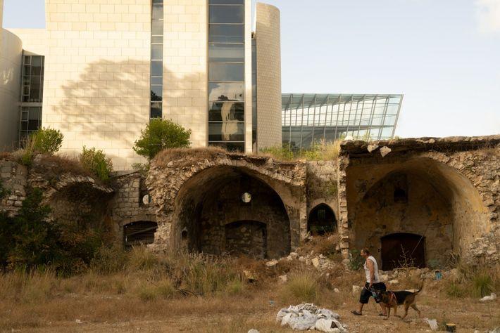 Palacio de Justicia de Haifa