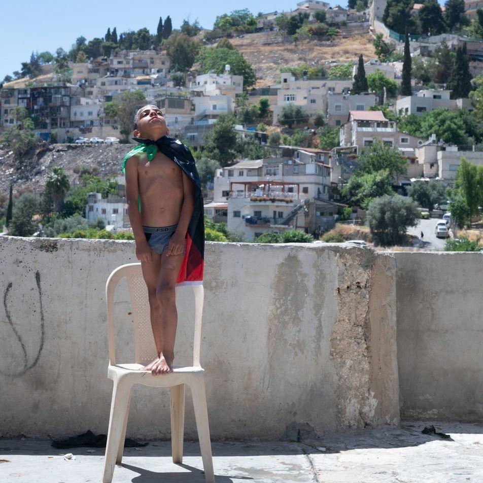 «Libertad, libertad, queremos vivir en libertad»: Los palestinos han soportado décadas de ocupación